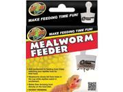Mealworm Feeder for Reptile