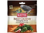 Kaytee Products Inc Foraging Treat Bird Greens All Birds 1 Ounce 100510282