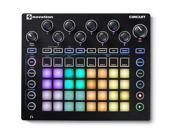 Novation Circuit Drum Machine, Pad Controller Grid-Based Groove Box