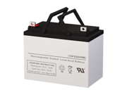 SigmasTek SLA/AGM Battery - Replaces Power Kingdom PK33P-12