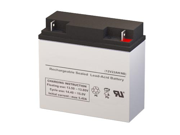 SigmasTek SLA/AGM Battery - Replaces Kung Long WP20-12