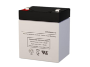 SigmasTek SLA/AGM Battery - Replaces Ritar RT1245H