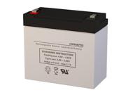 SW-1002 VRLA Battery - SigmasTek Brand Replacement