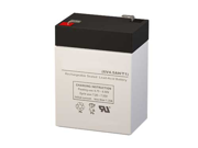 6V 4.5AH SLA Battery - Replaces Long Way LW-3FM4.2