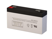 SigmasTek SLA/AGM Battery - Replaces Enersys NP1.2-6