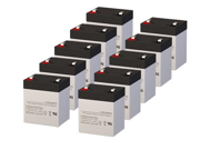 Batteries for APC RBC117