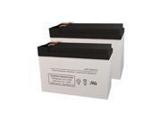 Batteries for APC RBC109