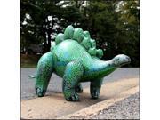 """48"""" Inflatable Stegosaurus"""