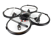 UDI U818A 2.4GHz 4 CH 6 Axis Gyro RC Quadcopter with Camera RTF Mode
