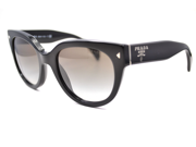 PRADA Sunglasses PR 17OS 1AB0A7 Black 54MM