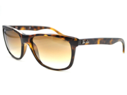 RAY BAN Sunglasses RB 4181 710/51 Havana 58MM