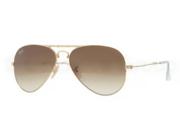 RAY BAN Sunglasses RB 3479 001/51 Arista 55MM
