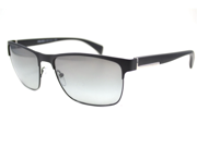 PRADA Sunglasses PR 51OS FAD3M1 Matte Black 58MM