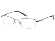 HARLEY DAVIDSON Eyeglasses HD 373 Shiny Gunmetal 55MM