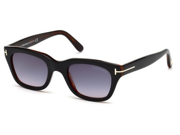 TOM FORD Sunglasses TF 0237 05B Black 50MM