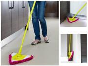 Doktor Power Microfiber Tri-Mop w/ Bonus Cleaning Mitt