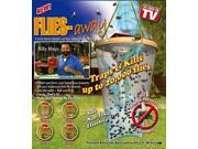 Flies Away Liquid Fly Trap and Attractant