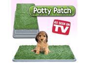 Potty Patch, Green