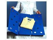 Flipfold, Blue, Folds to 9x12