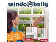 Windo Bully Adjustable Sliding Window and Door Lock