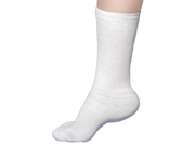 Diabetic Socks with Gel Heel- Women's