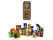 Diversion Can Safe- Lookalike Safe- Starbucks Coffee Doubleshot Can