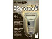Miracle LED Warm Max Glow Bulb (65w Equivalent)