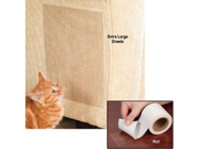 Sticky Paws on a Roll- No Dispenser Perforated Roll