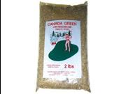 Canada Green Grass Seed Bag