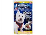 """Comfy Control Harness- Medium (19.5""""-22"""" Chest)"""