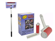 Sticky Master Tape-less Lint Remover - 3 Piece Set - Super Sticky Reusable Washable Rollers 9SIA1V00JY5714