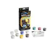 ReStor-It 18081 Quick 20 No-Heat Office Leather and Vinyl Repair Kit, 7-Color Mixable Assortment