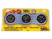 Auto Meter Cobalt 3 Gauge Interact Pack