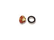 Holley Performance Fuel Bowl Sight Plug &amp&#59; Gasket Kit