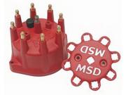 MSD Ignition MSD Small Diameter Distributor Cap