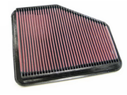 K&N Filters Air Filter 9SIA25V3VS7500