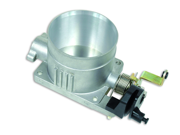 Professional Products Power Throttle Body&#59; 75mm&#59; Satin&#59; 69225