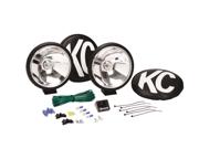 KC HiLites KC Apollo Series Long Range Light Kit