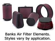 Banks Power 42158 Air Filter * NEW * 9SIV04Z3UG6290