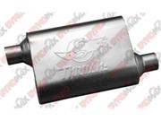 Dynomax 17658 Thrush Welded Muffler