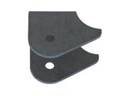 Rubicon Express RE9993 Control Arm Bracket Fits 97-06 Wrangler Wrangler (TJ)