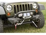 Rugged Ridge 11541.01 Xtreme Heavy Duty Front Bumper Fits 07-17 Wrangler (JK)