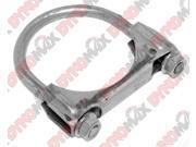 Dynomax 32218 Stainless Steel U-Clamp