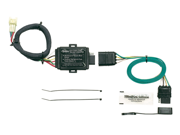 Hopkins 43855 Plug-In Simple Vehicle To Trailer Wiring Connector