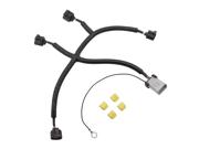 Mallory 77649 Firestorm Hemi Ignition Coil Wire Harness Fits