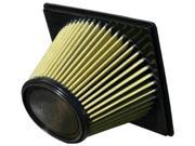 aFe Power Super Stock IRF OE Replacement Air Filter w/Pro-Guard 7 Media 9SIV04Z4XM4721