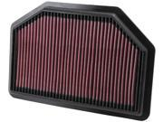 K&N Filters 33-2481 Air Filter 13-14 Genesis Coupe 9SIV04Z4XW8049