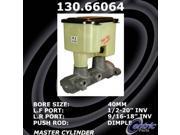 Centric Parts 130.66064 Brake Master Cylinder 9SIA5BT5KE1956
