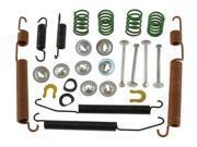 Drum Brake Hardware Kit Rear Carlson 17357