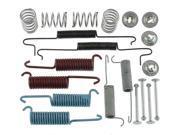 Drum Brake Hardware Kit Rear Carlson 17258